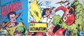 Comics - Raka - Het ultimatum