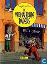 Comic Books - Bob de Kerpel - De vermaledijde daders
