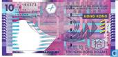 Hong Kong $ 10