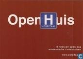"""U001369 - Academische Ziekenhuizen """"Open Huis"""""""
