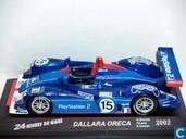 Oreca-Dallara LMP02 - Judd