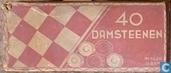 40 Damsteenen