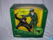 """The Green Hornet and Kato"" Collectible PVC Figures Medicom"