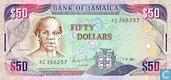 Jamaïque 50 $