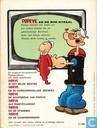 Comic Books - Popeye - Popeye en de boe-straal