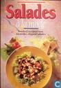 Salades a la mode; honderd recepten voor kleurrijke, elegante salades