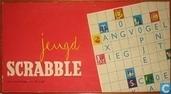 Jeugd Scrabble (papieren letters)