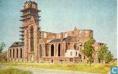 St. Laurenskerk in herstel