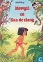 Mowgli en Kaa de slang