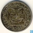 Mozambique 2½ escudos 1935