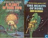 Livres - Rackham, John - A Planet of your own + The Beasts of Kohl