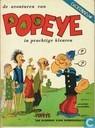Comic Books - Popeye - De koning van Democratie