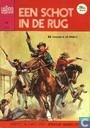 Comic Books - Lasso - Een schot in de rug