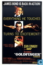 EO 00742 - Bond Classic Posters - Goldfinger