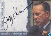 Geoff Pierson as President John Keeler