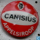 Canisius Appelsiroop (Rood)