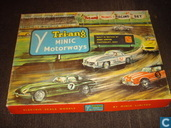 Minic Motorways racing set