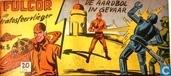 Bandes dessinées - Fulgor - De aardbol in gevaar