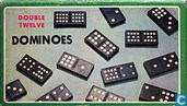 Double twelve dominoes