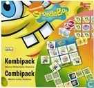 Spogebob 3 in 1 Memo Lotto Domino
