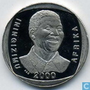 "South Africa 5 edge 2000 ""Mandela"""