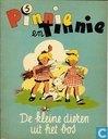 Comic Books - Pinnie en Tinnie - De kleine dieren uit het bos