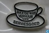 Max de Kok verhuur van serviesgoed