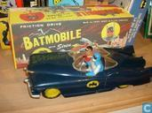 Batmobile with siren