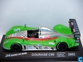 Courage C60 - Peugeot