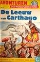 Strips - Avonturen der wereldgeschiedenis - De leeuw van Carthago