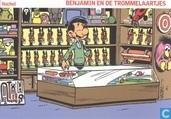 Benjamin en de trommelaartjes / Benjamin et les tambours mécaniques