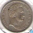 Münzen - Niederländisch-Indien - Niederländisch-Ostindien ¼ Gulden 1840
