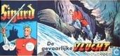 Comic Books - Sigurd - De gevaarlijke vlucht