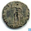 Romeinse Keizerrijk Rome AE4 Kleinfollis van Keizer Constantijn II 337-340