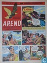 Strips - Arend (tijdschrift) - Jaargang 4 nummer 1