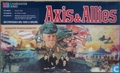 Brettspiele - Axis and Allies - Axis & Allies