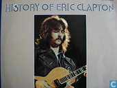 History of Eric Clapton