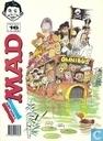 Bandes dessinées - Mad - 1e series (revue) (néerlandais) - Nummer  16