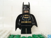 Batman (zwart) - Batman serie Lego