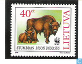 WWF - Wisent of Europese Bison