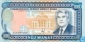 Turkmenistan Manat 100