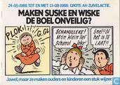 Comic Books - Willy and Wanda - Maken Suske en Wiske de boel onveilig?