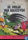 Bandes dessinées - Neron et Cie - De draak van Halfzeven