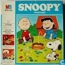 Snoopy Vlooienspel