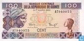 Guinee 100 Francs