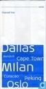 KLM (25) Dallas, Bangkok...