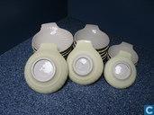 Ceramics - Pastel - Parafeu Colorit - Eierschelpje