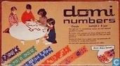 Domi Numbers Oranje