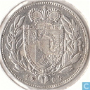 Liechtenstein 1 krone 1904