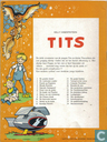 Comics - Tits - Muziekserenade